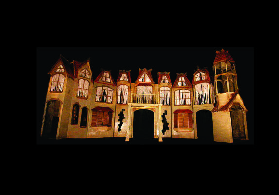 HOD300-Victorian-Haunted-House-Facade-Package