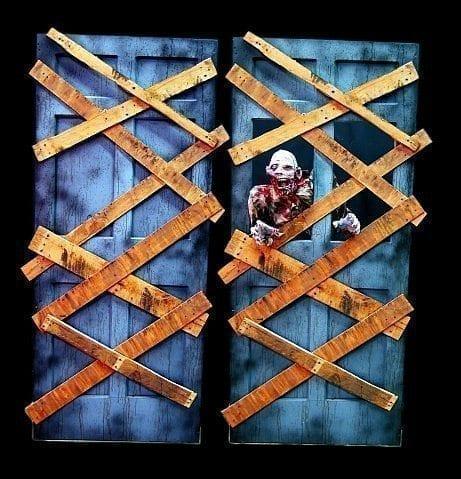 $5316.68  sc 1 st  Scare Factory & FIX643- Door Drop Panel Ghoul ? Scare Factory