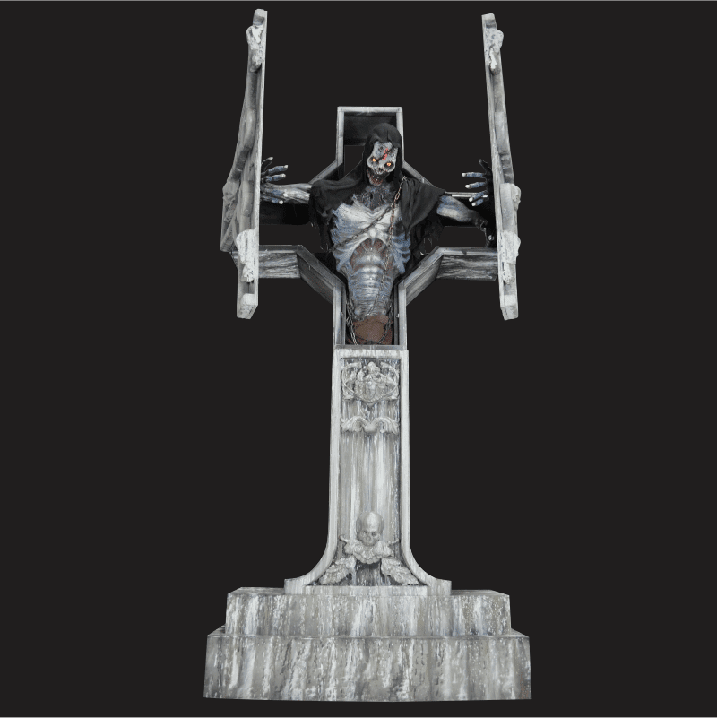 GRY357- Reaper Tombstone Monolith