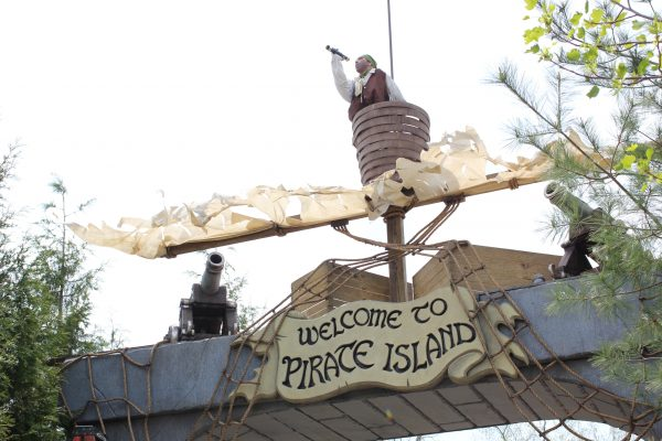 Pirate Island Columbus Zoo