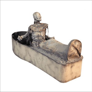 SITE PHOTO - MUM103 Mummy Sit Up Out of Coffin