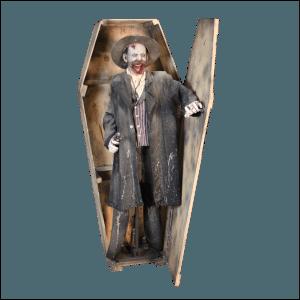 SITE PHOTO - WEST102 Gunslinger Lunger Opens Coffin