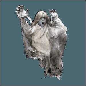 SITE PHOTO - ZMB754 Female Ghost Zombiette