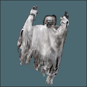 SITE PHOTO - ZMB755 Male Ghost Zombiette