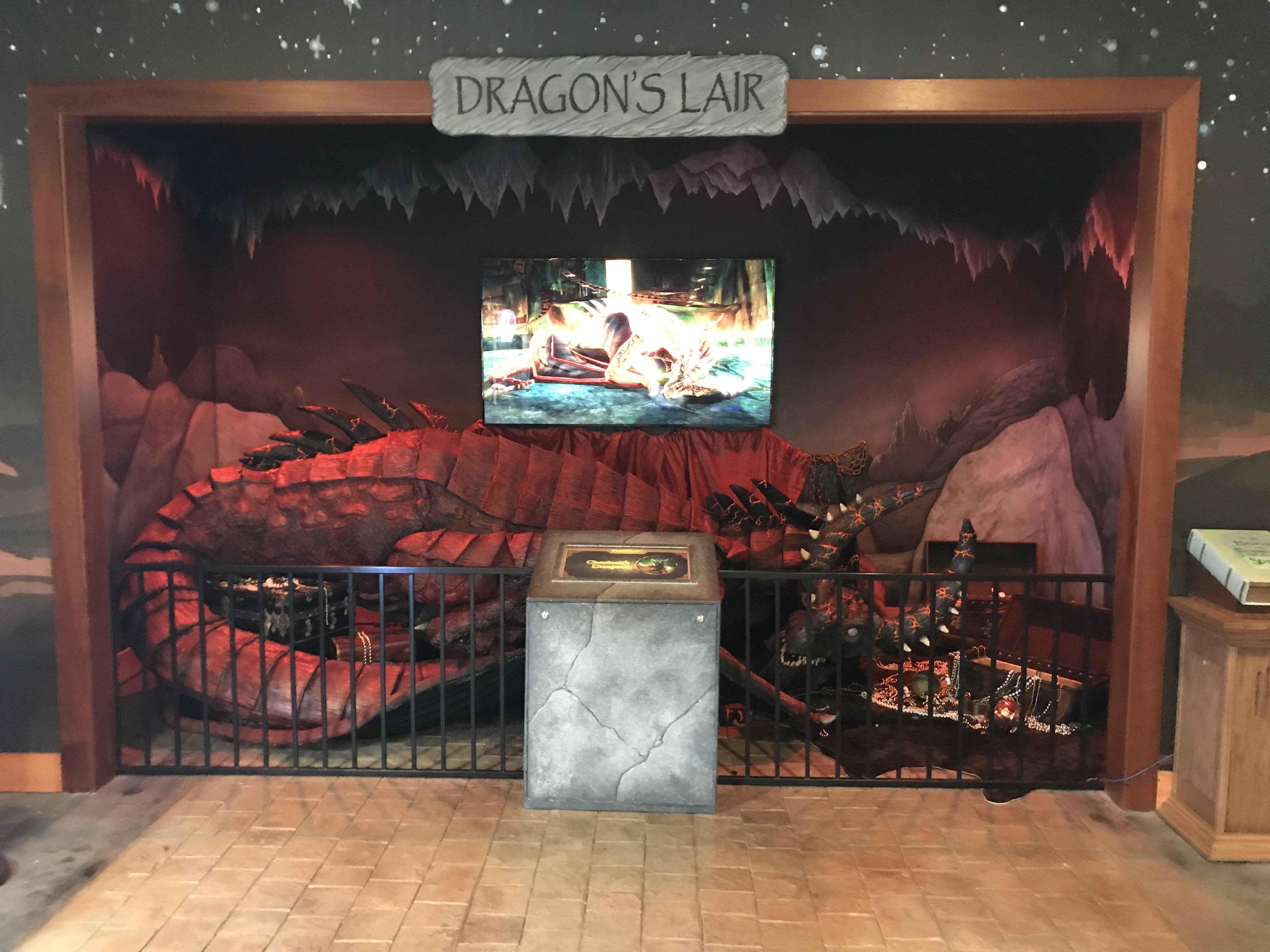 Animatronic dragon maker