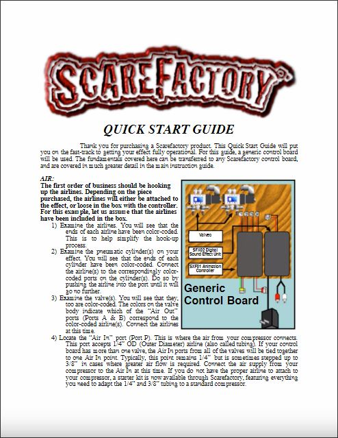 Quick Start Guide Cover