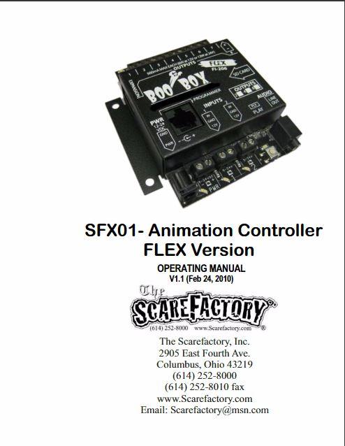 SFX01 cover