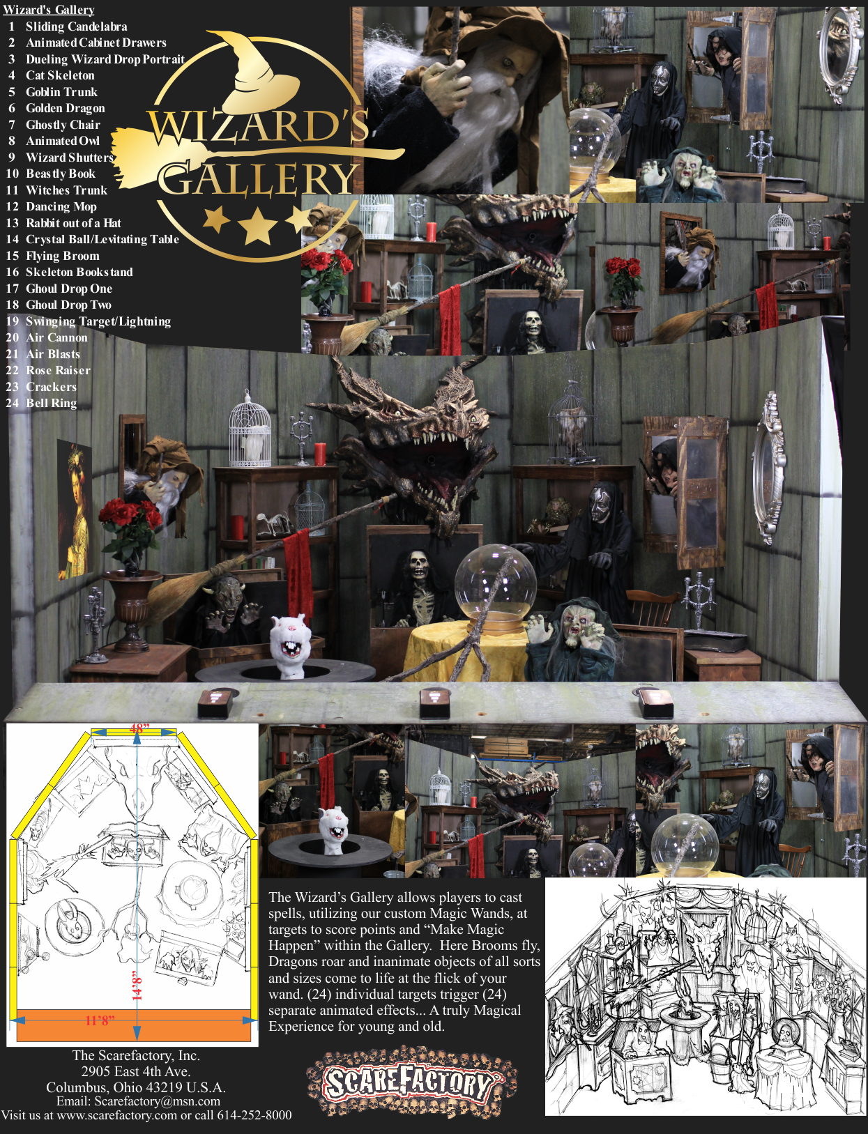 Wizard's Gallery