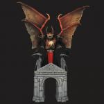 GH152- DemonSlayer Crypt Facade